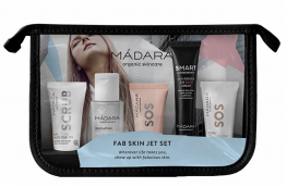 Travel kit - Fab Skin Jet Set van Madara
