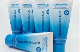 Product uitgelicht: Mediceuticals Dimension Styling Creme